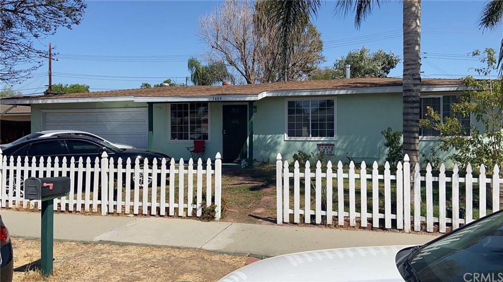 5489 Harold Street, Riverside, CA 92503 - MLS#: PW21201259