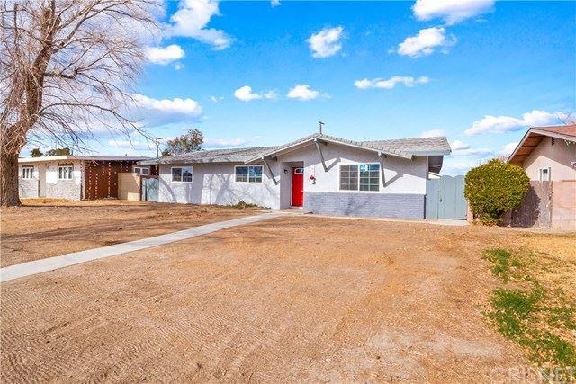 2055 Orange Street, Rosamond, CA 93560 - MLS#: SR20264259