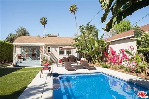 Photo of 1308 N Orange Grove Avenue, West Hollywood, CA 90046 (MLS # 21678260)