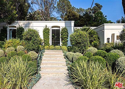 Photo of 1114 Sutton Way, Beverly Hills, CA 90210 (MLS # 21777260)