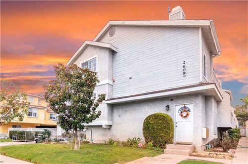 Photo of 2609 Vanderbilt Lane #6, Redondo Beach, CA 90278 (MLS # SB21222260)