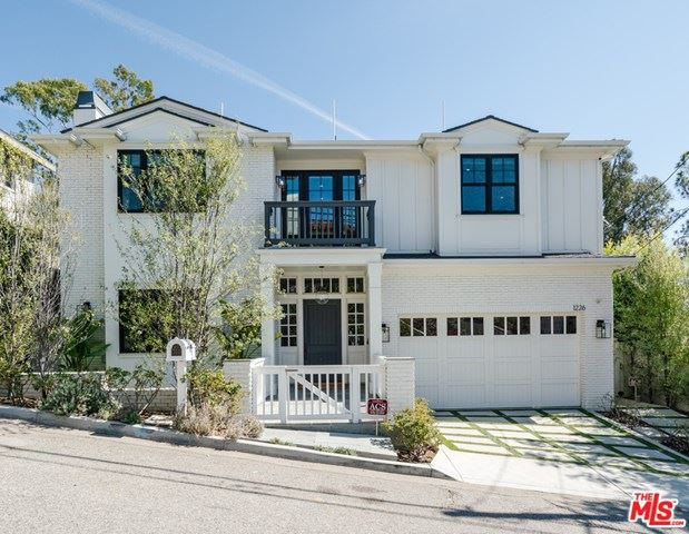 1226 Monument Street, Pacific Palisades, CA 90272 - MLS#: 21706260