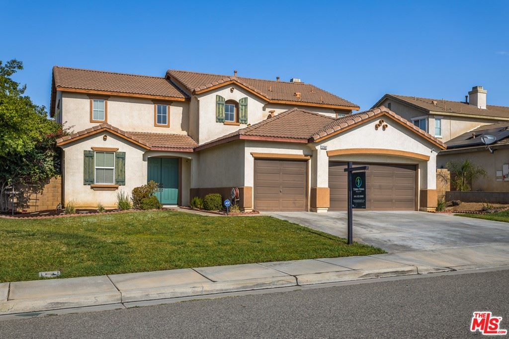 12687 Twinberry Drive, Moreno Valley, CA 92555 - MLS#: 21762260