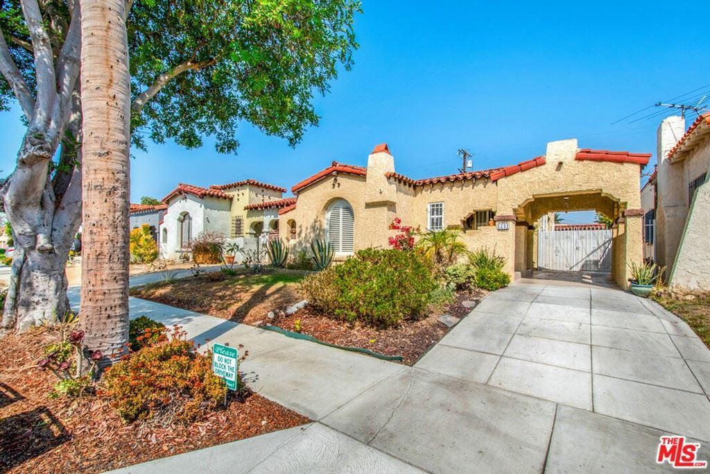 1241 W 81St Place, Los Angeles, CA 90044 - MLS#: 21788260