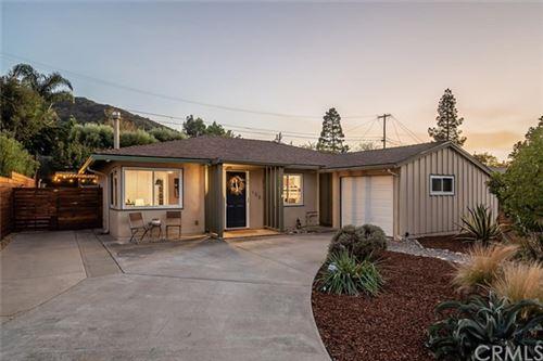 Photo of 155 Ramona Drive, San Luis Obispo, CA 93405 (MLS # NS20215261)
