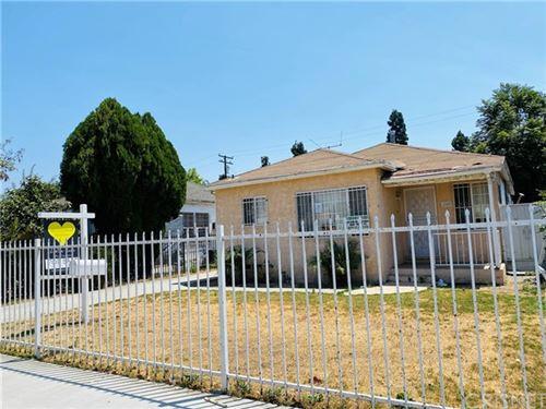 Photo of 1240 E 88th Place, Los Angeles, CA 90002 (MLS # SR20155261)