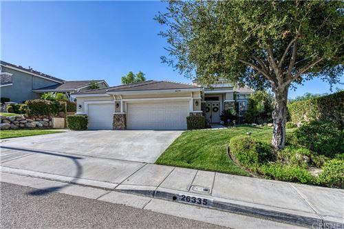 Photo of 26335 Cardinal Drive, Canyon Country, CA 91387 (MLS # SR21226261)