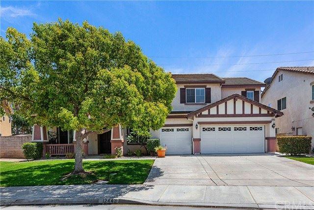 12443 Desert Springs Street, Eastvale, CA 91752 - MLS#: PW20132261