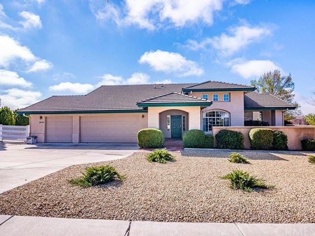 1624 Riverglen Drive, Paso Robles, CA 93446 - #: SC20068261