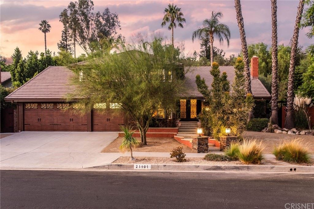 21101 Celtic Street, Chatsworth, CA 91311 - #: SR21214261