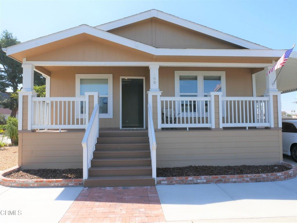 100 Borrego Avenue #176, Oxnard, CA 93033 - MLS#: V1-8261