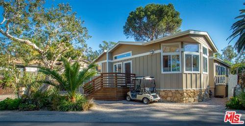 Photo of 152 Paradise Cove Road, Malibu, CA 90265 (MLS # 20541262)