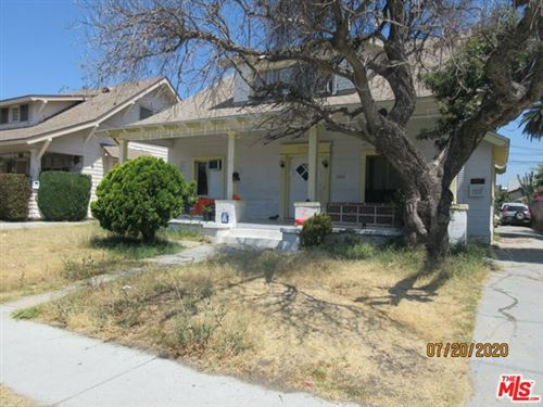 Photo of 607 W 41st Place, Los Angeles, CA 90037 (MLS # 20657262)