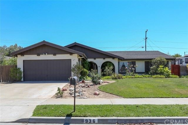 936 Don Pablo Drive, Santa Maria, CA 93455 - MLS#: PI21103262