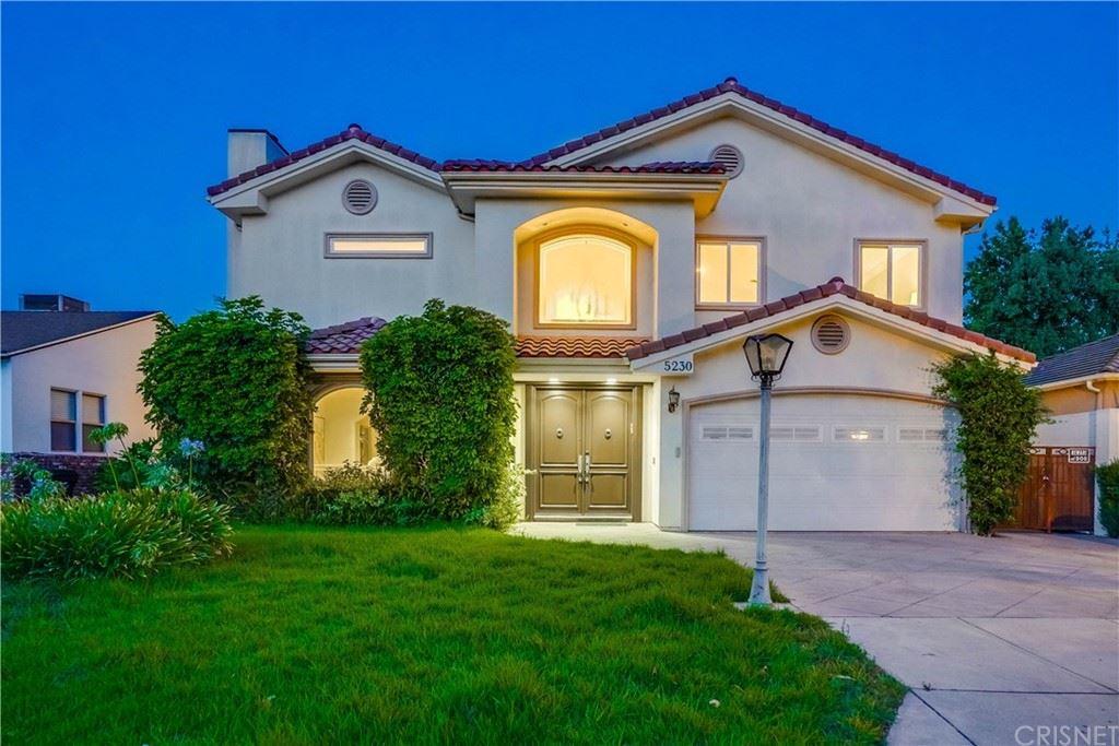 Photo of 5230 Teesdale Avenue, Valley Village, CA 91607 (MLS # SR21182262)