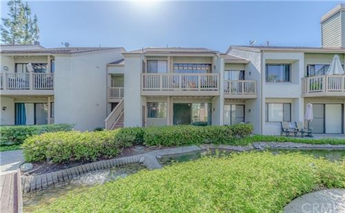 Photo of 10580 Lakeside N Drive #M, Garden Grove, CA 92840 (MLS # OC20096263)