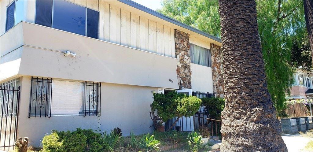 739 Chestnut Avenue #4, Long Beach, CA 90813 - MLS#: PW20083263