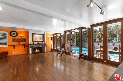 Photo of 1573 Benedict Canyon Drive, Beverly Hills, CA 90210 (MLS # 21784264)