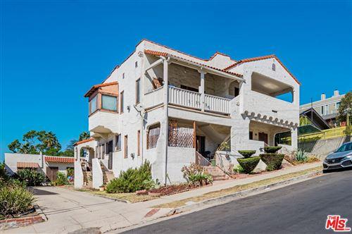 Photo of 1637 Micheltorena Street, Los Angeles, CA 90026 (MLS # 21796264)