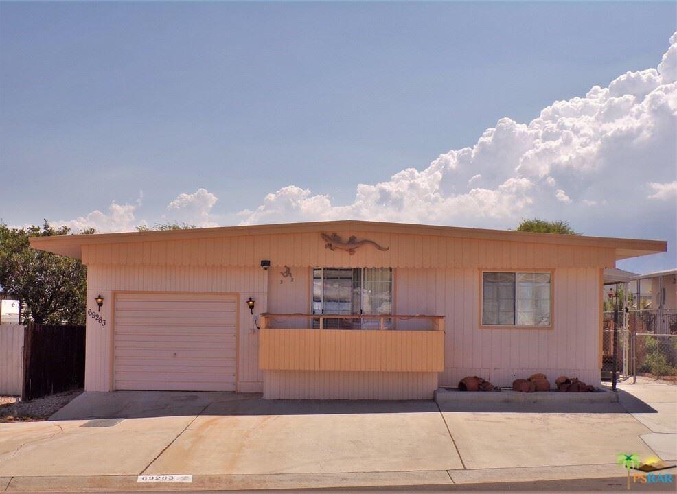 69283 Golden West Drive, Desert Hot Springs, CA 92241 - #: 21766264