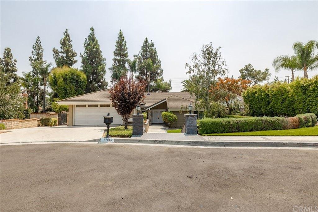 17480 Olive Tree Circle, Yorba Linda, CA 92886 - MLS#: LG21188264