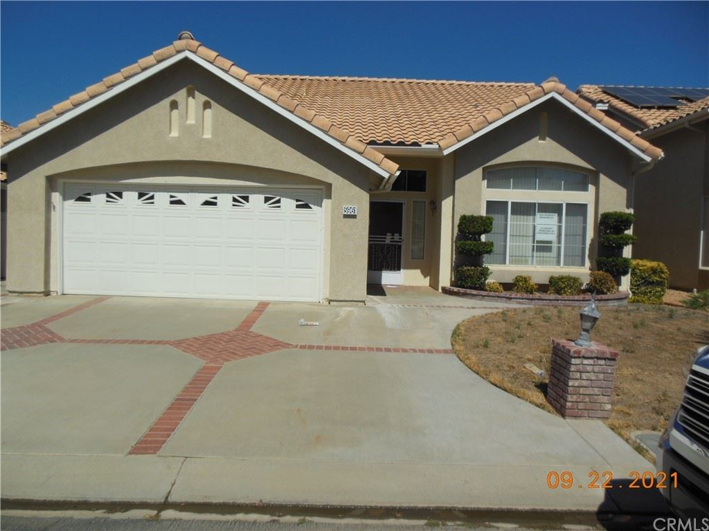 5961 Lake Buena Vista Way, Banning, CA 92220 - MLS#: NP21227264