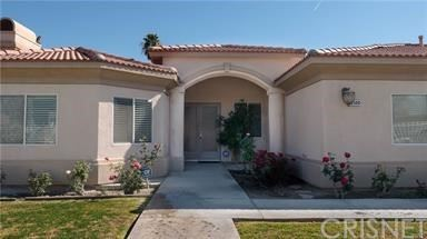32100 Whispering Palms, Cathedral City, CA 92234 - MLS#: SR21233264