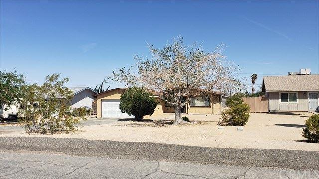 5543 Encelia Drive, Twentynine Palms, CA 92277 - MLS#: JT21071265
