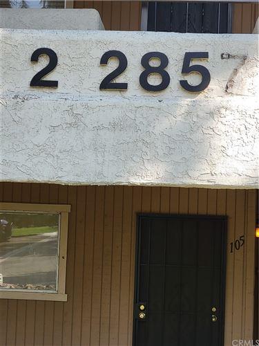 Photo of 2857 N Los Felices Road #105, Palm Springs, CA 92262 (MLS # OC21183266)