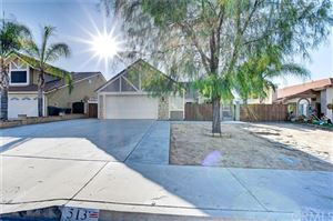Photo of 513 Bolt Lane, Hemet, CA 92544 (MLS # TR19231266)