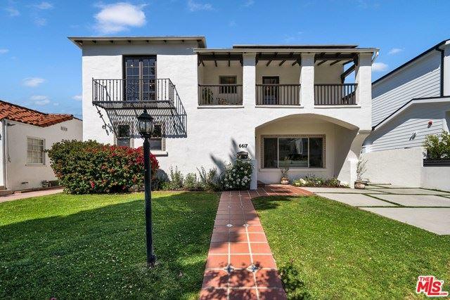 6617 MARYLAND Drive, Los Angeles, CA 90048 - MLS#: 21716266