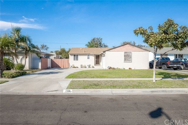 749 W Gage Avenue, Fullerton, CA 92832 - MLS#: LG20233266