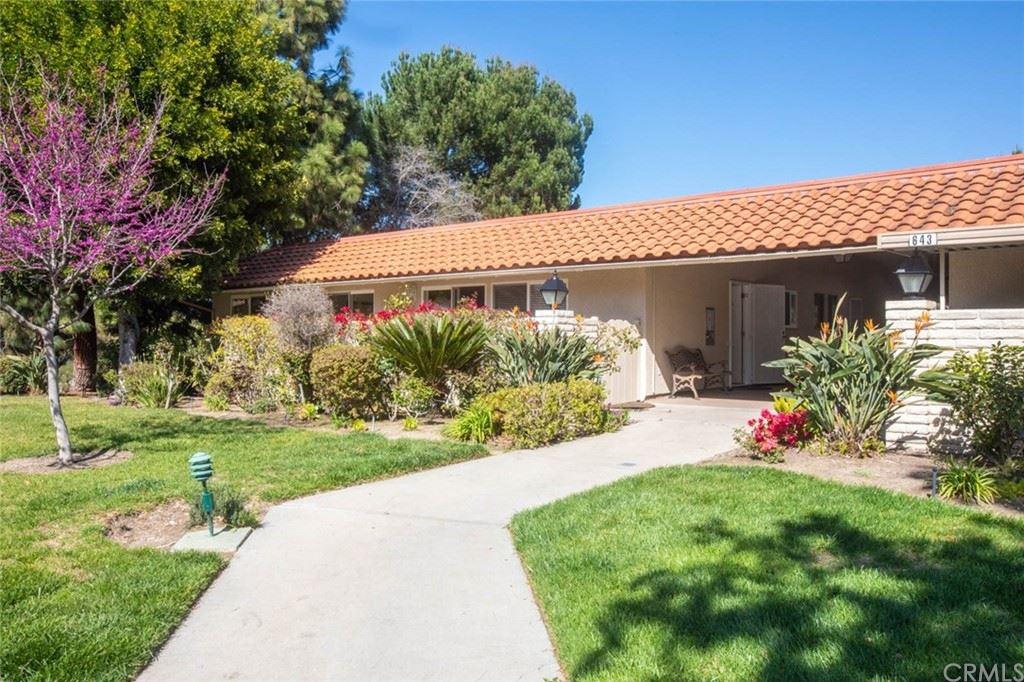 643 Avenida Sevilla #Q, Laguna Woods, CA 92637 - MLS#: PW21057266