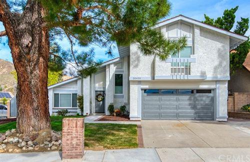 Photo of 20459 Alaminos Drive, Saugus, CA 91350 (MLS # PF21036267)