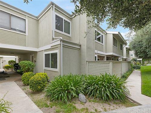 Photo of 22115 Burbank Boulevard #4, Woodland Hills, CA 91367 (MLS # SR21102267)