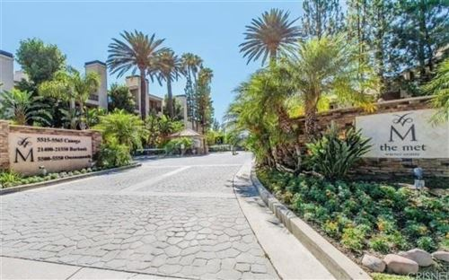 Photo of 5520 Owensmouth Avenue #118, Woodland Hills, CA 91367 (MLS # SR21231267)