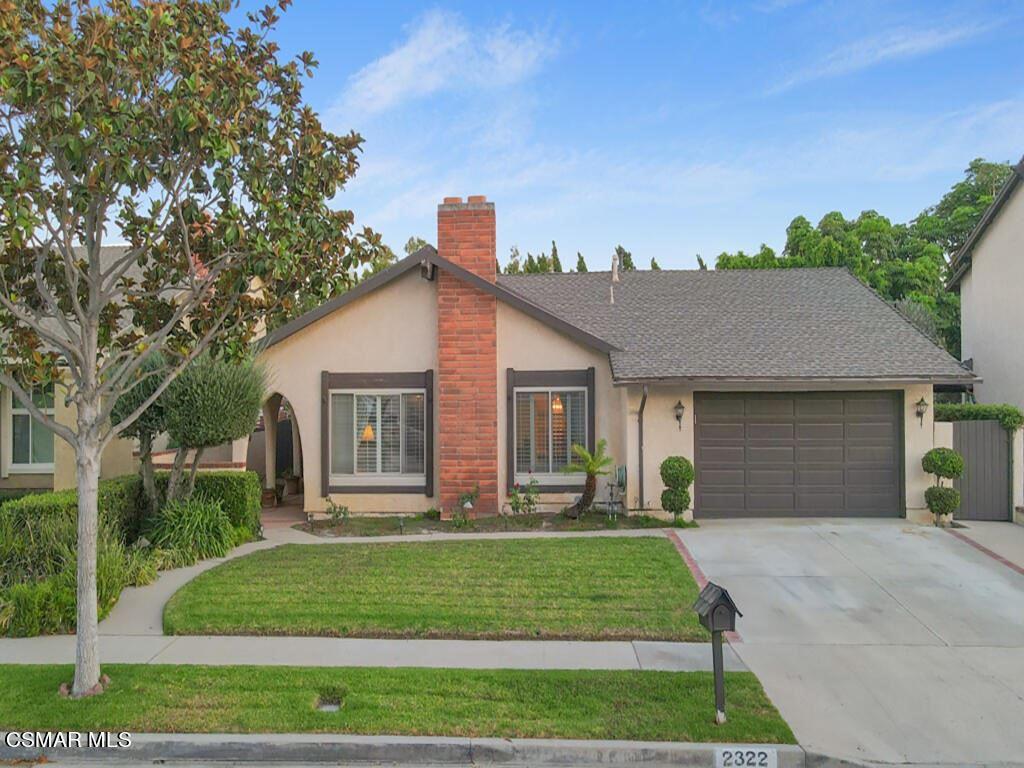 2322 Larch Street, Simi Valley, CA 93065 - MLS#: 221004267
