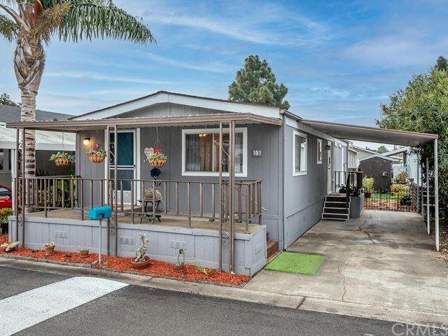3860 S Higuera Street #181, San Luis Obispo, CA 93401 - MLS#: SP21003267