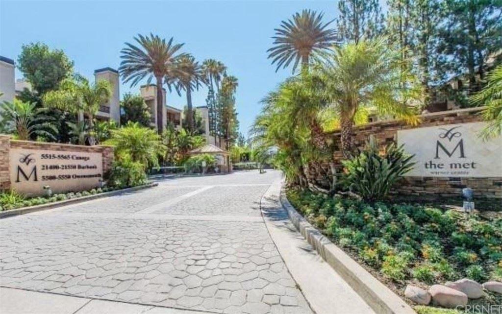 5520 Owensmouth Avenue #118, Woodland Hills, CA 91367 - MLS#: SR21231267