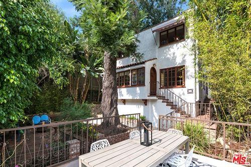 Photo of 8607 Wonderland Avenue, Los Angeles, CA 90046 (MLS # 20646268)