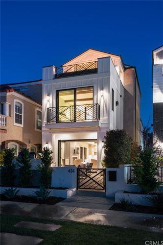 Photo of 414 9TH STREET, Huntington Beach, CA 92648 (MLS # NP21233268)