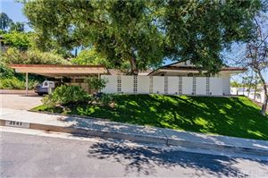 Photo of 3541 Vista Haven Road, Sherman Oaks, CA 91403 (MLS # SR19129268)