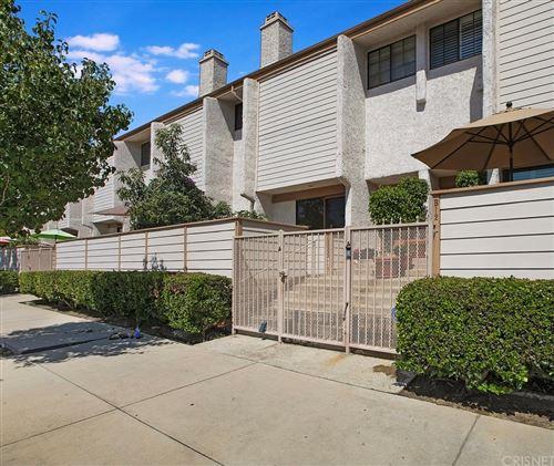 Photo of 21025 Lemarsh Street #B11, Chatsworth, CA 91311 (MLS # SR21204268)