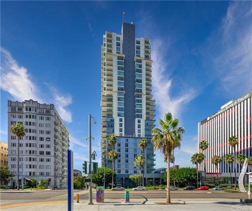 Photo of 400 W Ocean Boulevard #2701, Long Beach, CA 90802 (MLS # PW21189269)