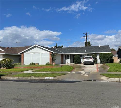 Photo of 147 W Brentwood Avenue, Orange, CA 92865 (MLS # PW21233269)
