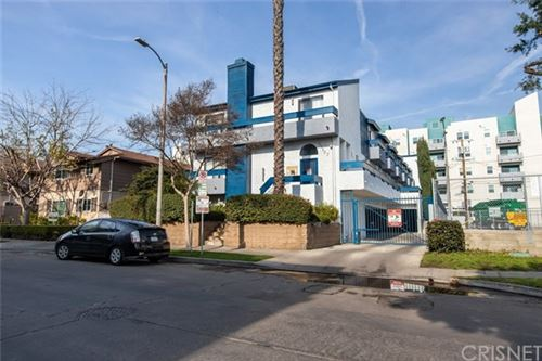 Photo of 11127 Hesby Street #5, North Hollywood, CA 91601 (MLS # SR20012269)