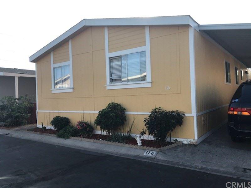 1616 S Euclid Street #116, Anaheim, CA 92802 - MLS#: IV20227269