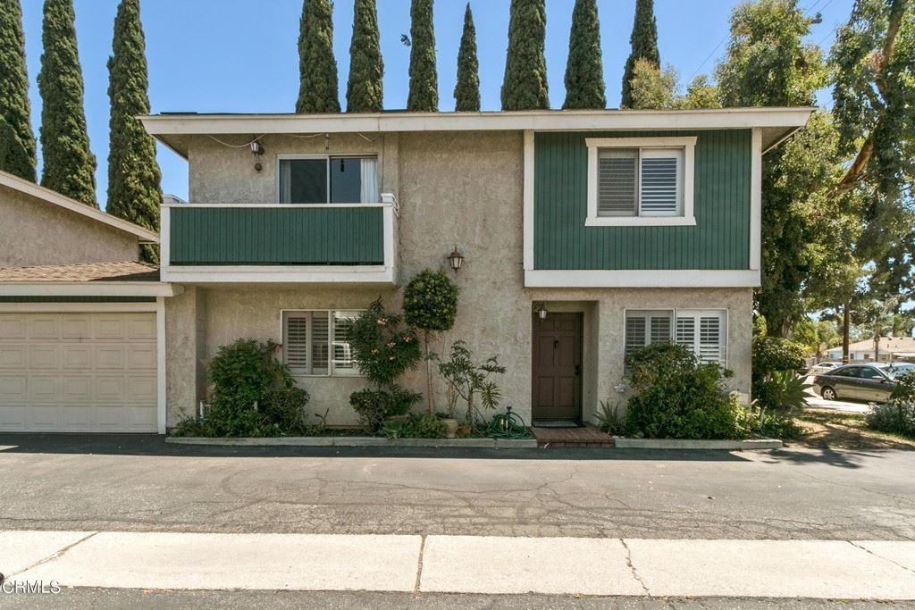 4754 N Vincent Avenue #F, Covina, CA 91722 - MLS#: P1-5269