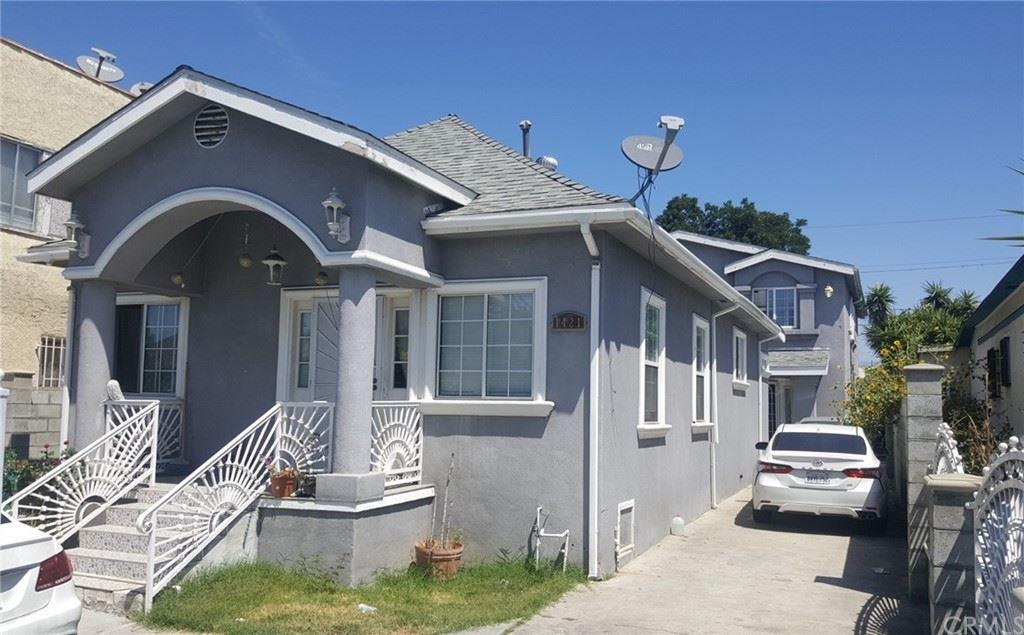 1419 E 23rd Street, Los Angeles, CA 90011 - MLS#: RS21205269