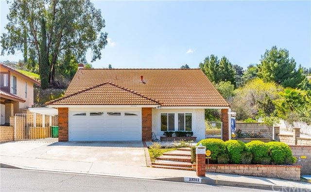 23282 Forest Canyon Drive, Diamond Bar, CA 91765 - MLS#: WS21059269